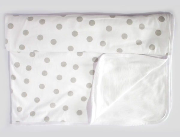 Swaddle-Blanket-Polka-Dot-Grey-Cotton-Collective-01