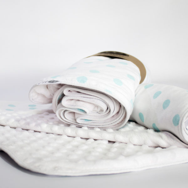 Cot-Blankets-Polka-Dot-Blue-Cotton-Collective